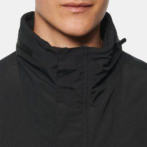 Andrew Marc Leeward Seam Sealed Rain Jacket